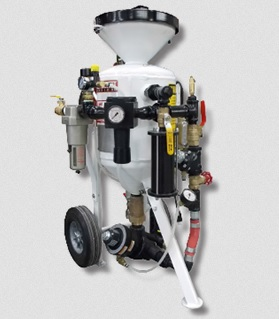 Soda Blasting Equipment Mod-U-Blast