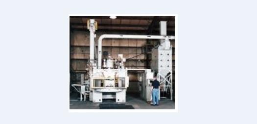 Shot Peening Equipment Engineered Abrasives