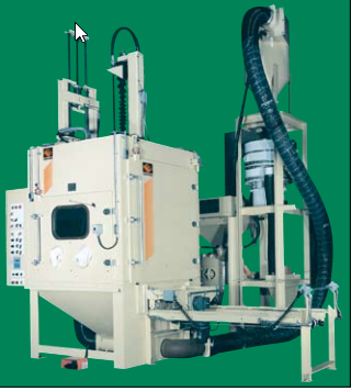 Automated Shot Peening Machines