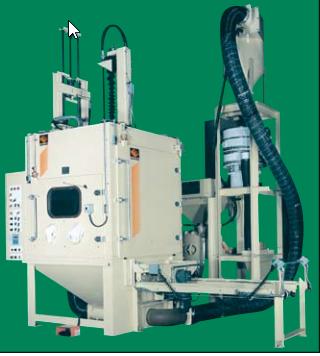 Automated Shot Peening Machines