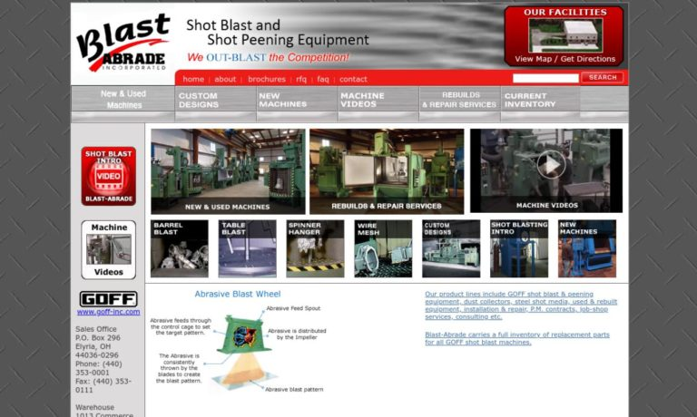 Blast/Coat Systems, Inc.