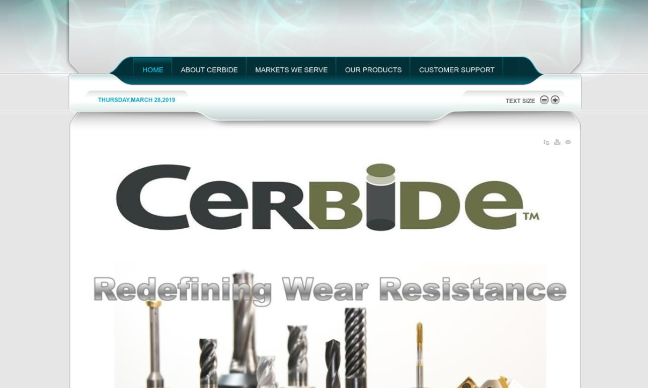 Cerbide™, Inc.