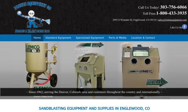 Fortna Equipment Company