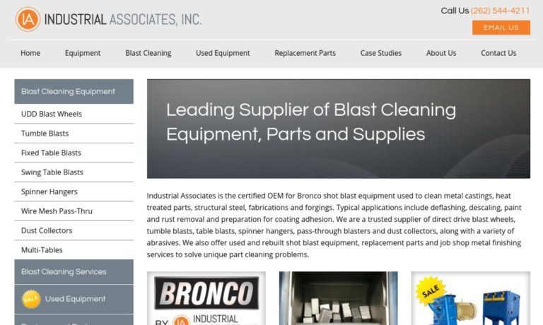 Industrial Associates, Inc.