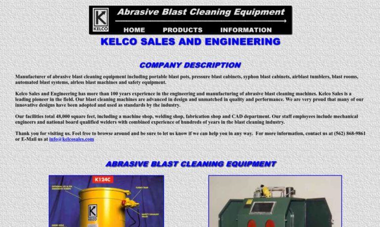 Kelco Sales and Engineering Co.