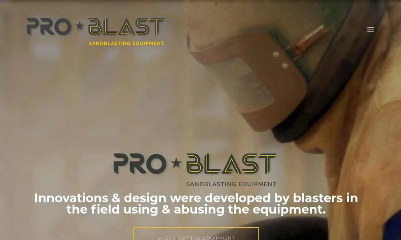 More Sandblast Equipment Manufacturer Listings