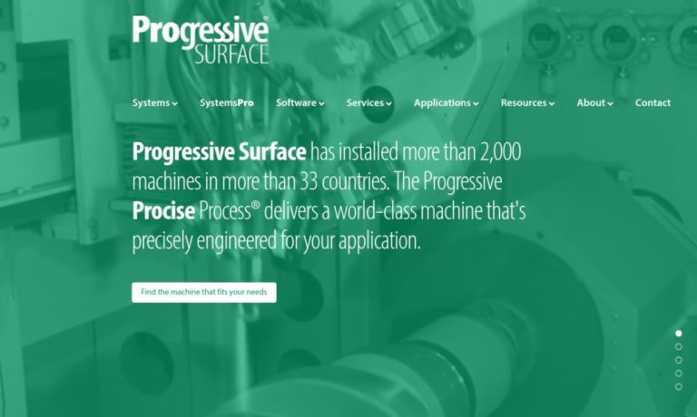 Progressive Surface