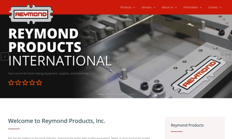 Reymond Products International, Inc.
