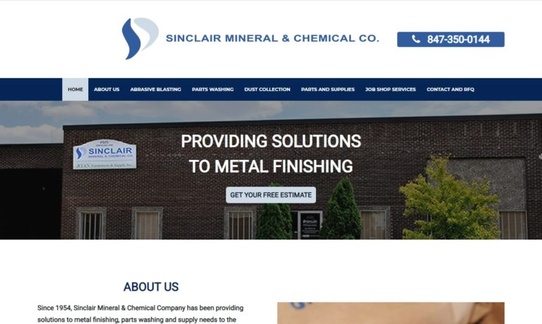 Sinclair Mineral & Chemical Co.