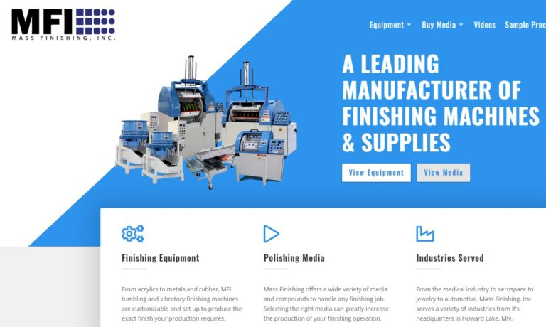 Mass Finishing, Inc.